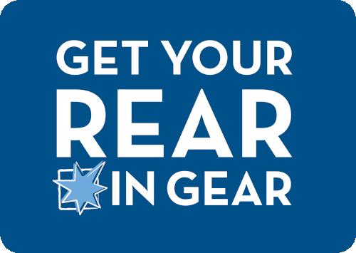 Get Your Rear In Gear Savannah 5K