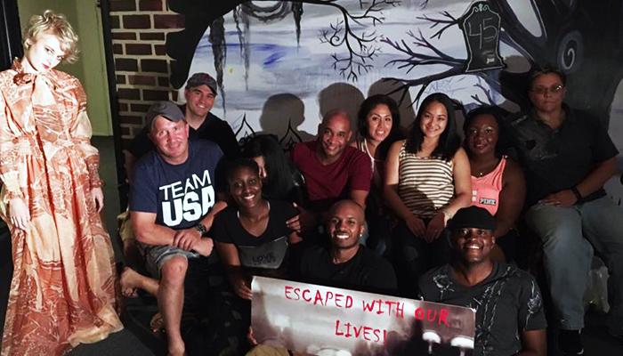 Escape Room Savannah
