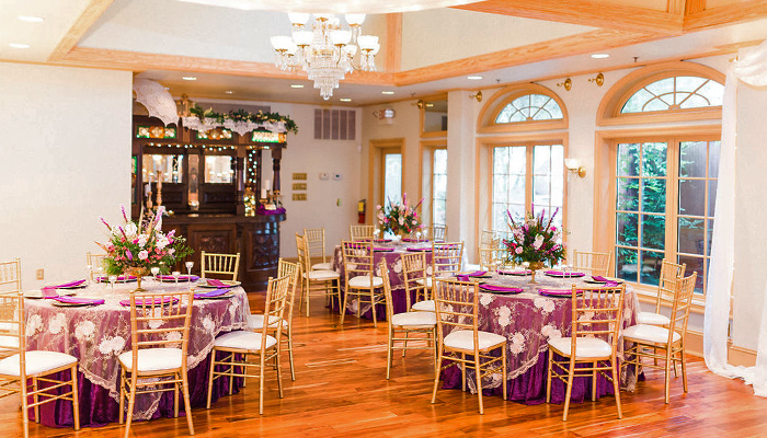 Gingerbread House Savannah Wedding Venue