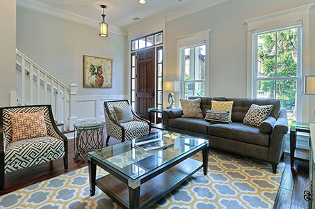Grace Estate | Southern Belle Vacation Rentals Beautifully Newly Renovated  4 Bedroom Vacation Home, Historic District Of Savannah