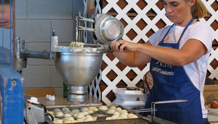 Greek Food at the Savannah Greek Festival