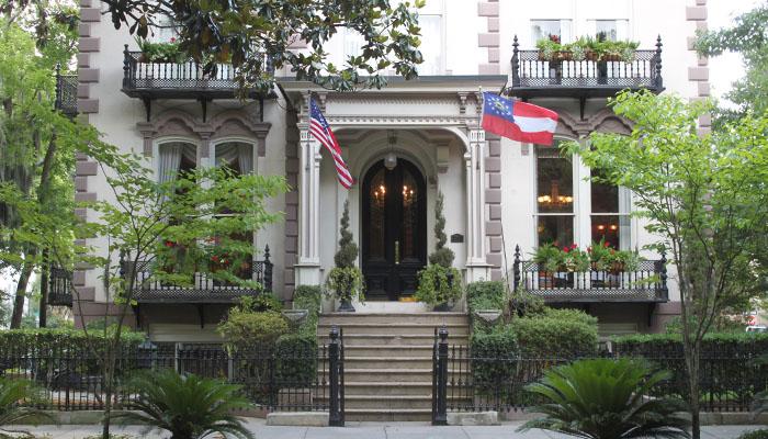 Hamilton-Turner House entry