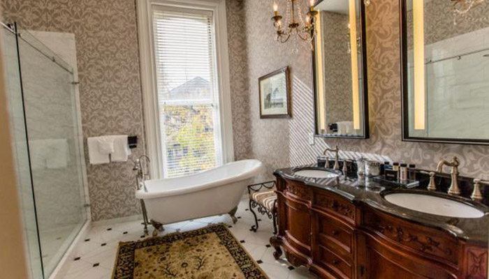 Hamilton Turner Inn Noble Jones Bath