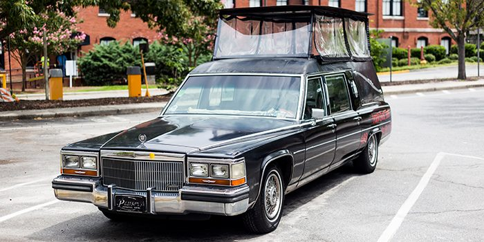 Hearse Ghost Tour Savannah