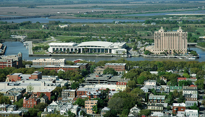 Helicopter Tours of Savannah