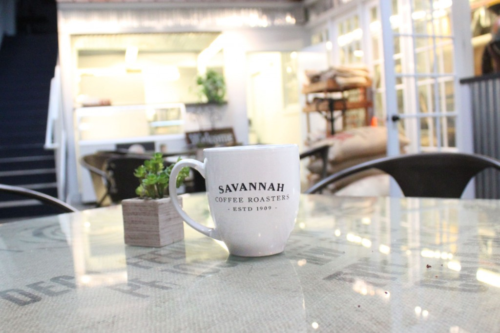 savannah coffee roasters coffee