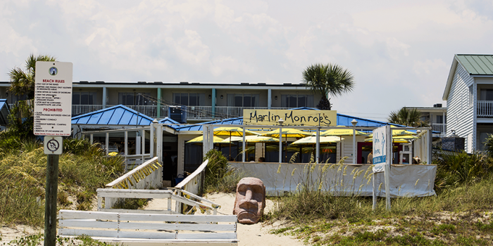 Tybee Island Mid Beach Marlin Monroe's