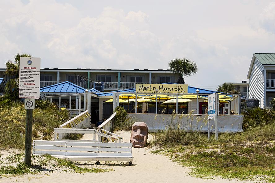 Tybee Island Mid Beach Marlin Monroe S