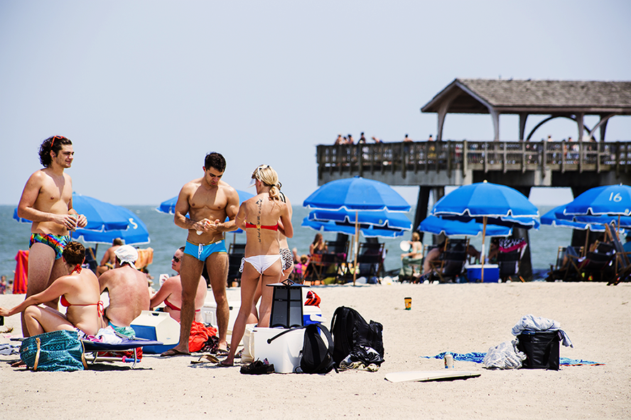 Tybee Island South Beach Pier