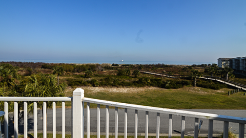 Inness Free Tybee Island Oceanfront Cottage Rental
