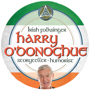 Irish folksinger Harry O'Donoghue