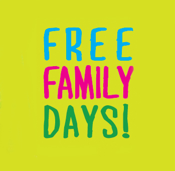 Jepson Center FREE Family Days