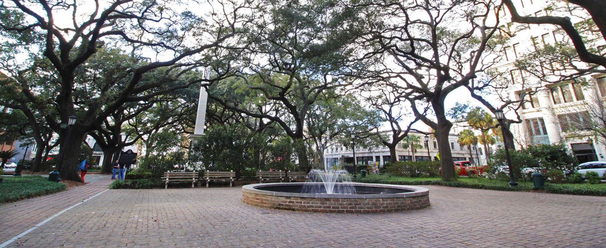 visit to Savannah