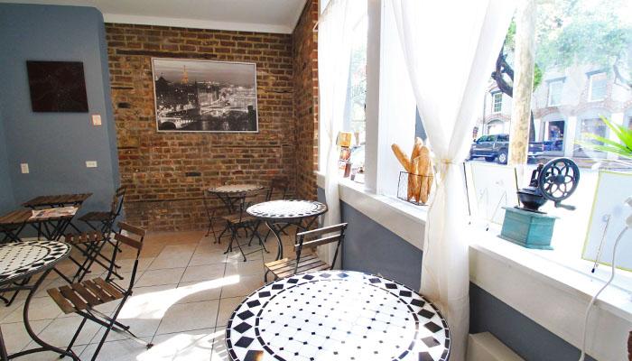 Le Café Gourmet in Savannah