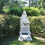 Little Gracie in Bonaventure Cemetery in Savannah