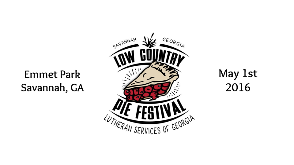 Savannah Lowcountry Pie Festival
