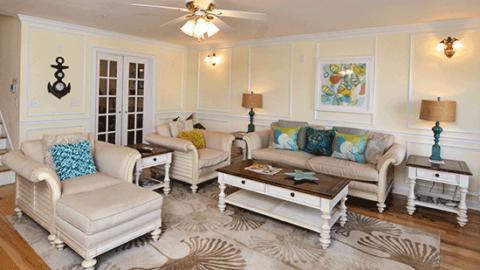 Mariner's View Tybee Island Oceanfront Cottage Rental