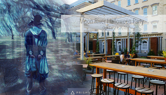 15. Moon River Halloween Party