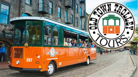 Old Town Trolley Tours® of Savannah