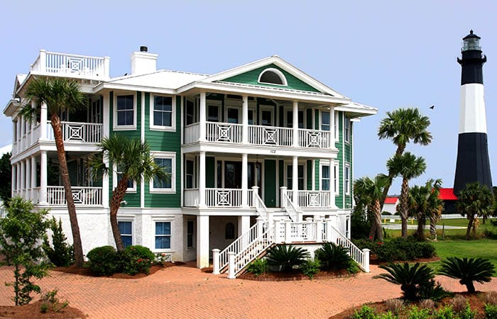 Oceanfront Cottage Rentals_Casa Verde_Tybee Island Vacation Rental