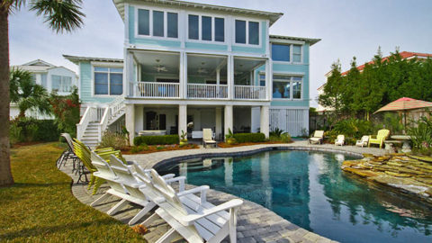 Oceanfront Cottage Rentals_Heaven By The Sea_Tybee Island Vacation Rental