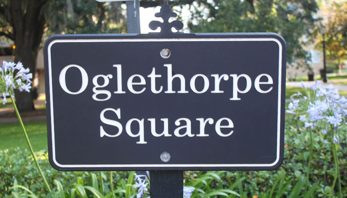 Oglethorpe Square