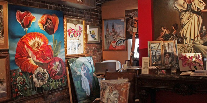 Oksana's Art Gallery