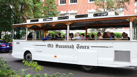Old Savannah Trolley Tours