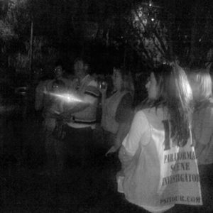 Paranormal Investigation Ghost Tour