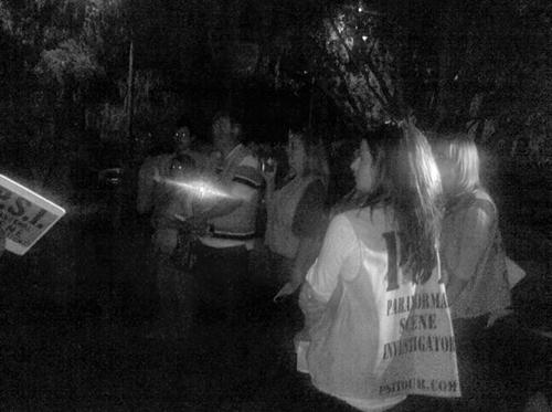Paranormal Investigation Ghost Tour from Six Sense Savannah