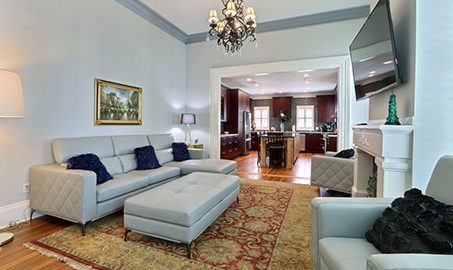 Park Avenue Estate Southern Belle Vacation Rentals