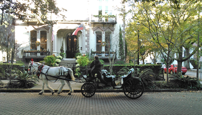 Plantation Carriage