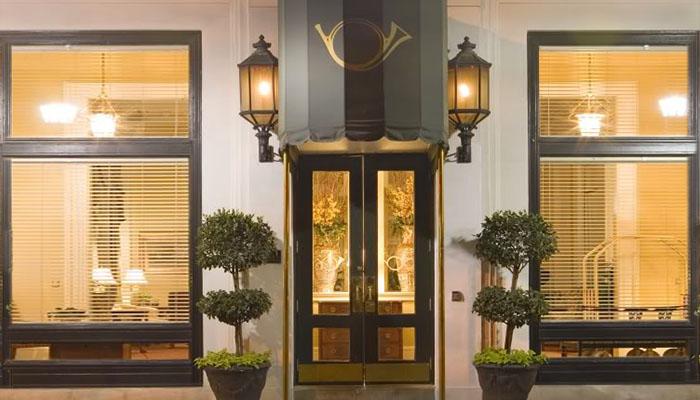 Planters Inn in Savannah