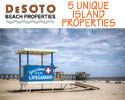 Desoto Beach Properties