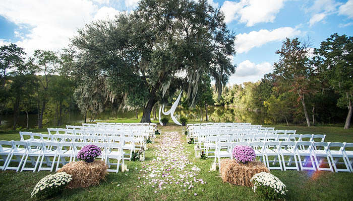 Red Gate Farms Wedding Venue in Savannah