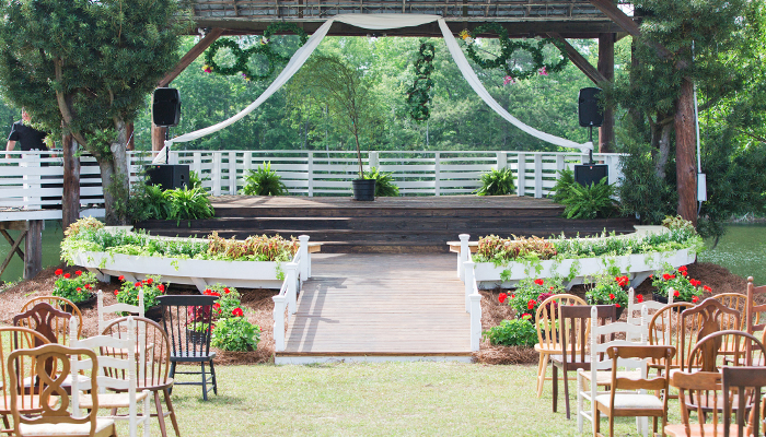 Red Gate Farms Wedding Venue