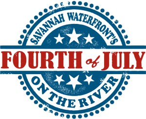 River Street Fourth Of July in Savannah