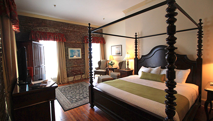 River Street Inn Master Suite
