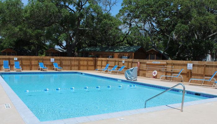 River's End Campground Pool