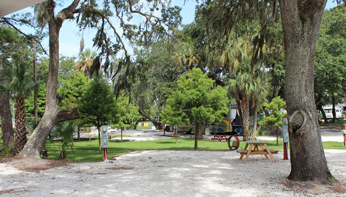 River's End Campground Site