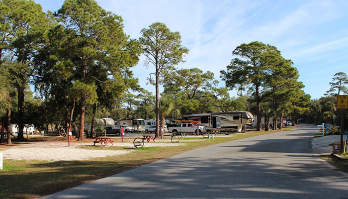 River's End Campground Tybee Island