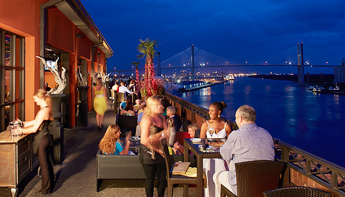 Rooftop Restaurants To Visit In Savannah An Ambiance Of