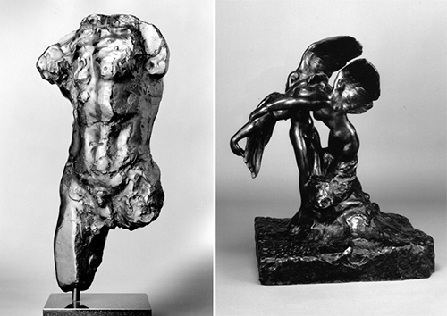 Rodin: The Human Experience Exhibition