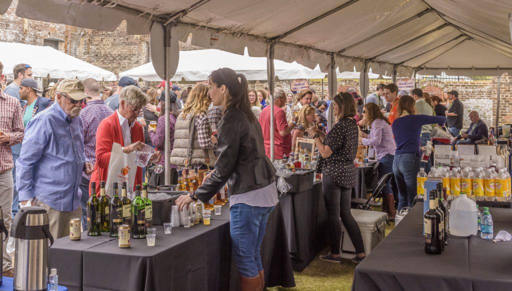 Savannah food and wine fest
