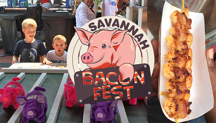 1. Bacon Fest