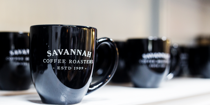 Savannah Coffee Roasters Mugs