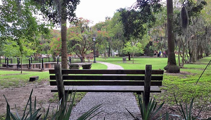Savannah Colonial Park Cemetery