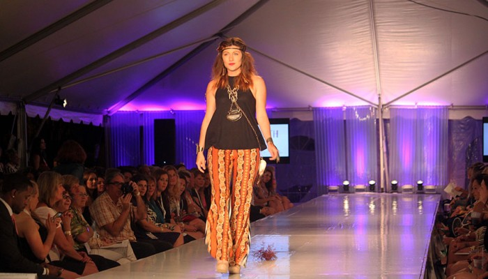 Savannah Fashion Week Forsyth Park Runway Show