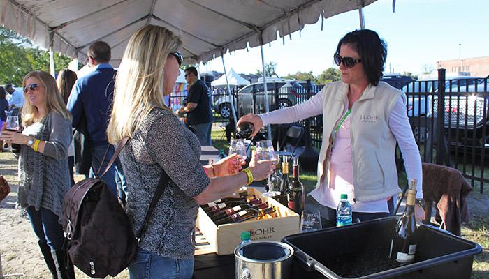 Savannah Food and Wine Festival Taste of Savannah
