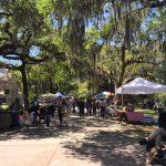 Savannah Georgia Forsyth Farmers' Market